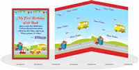 Vehicles Transport theme Party Wish Book